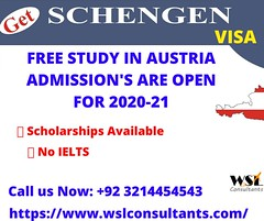 #FREE #STUDY IN AUSTRIA #ADMISSION'S ARE OPEN FOR INTAKE 2020. (officewsl09) Tags: free study in austria admissions are open for intake 2020 ⭐ one best cities europe recreational friendly environment high visa ratio work allowed during studies easily get pr after education complete students getting going no ielts scholarship opportunities ⭐hurry up limited seats available more detailed information plan call us now 92 3214454543 same whats app visit httpswwwwslconsultantscomstudyabro…studyinaustria studyabroad studyvisa expertadvice alwaysthere