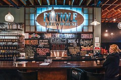 Foxhole Brewhouse (taptraveler) Tags: brewery minnesota taproom