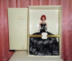 2006 Dahlia Barbie (Retake) (1) (Paul BarbieTemptation) Tags: 2006 platinum label dahlia barbie fashion model collection robert best bfmc