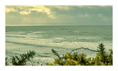 (Peter-Durrant) Tags: sea coast llantwitmajor bristolchannel severnestuary waves cliff heritagecoast valeofglamorgan wales southwales uk gorse rocks sky clouds sun