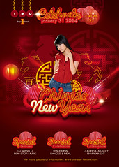 Flyer Celebrate Chinese New Year 2014 (n2n44.studio) Tags: a4 celebrate celebration chinese flyer gold horse lantern luck money paper poster red symbol china chinesegirl chinesenewyear nye newyear golden paperlantern event eve print evening restaurant festival