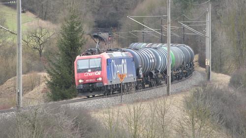 Mehr Güter auf die Schiene
