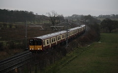 Photo of First & Last Class 314 to Cumbernauld
