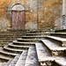 Baroque city of Enna in Sicily, Italy
