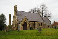 Photo of St. Leonard's Church, Sandhutton, Yorkshire, UK