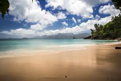Anse Soleil (Hank888) Tags: mahe seychelles sand sea beach ocean hank888 5dmkiii tropical clouds