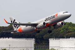 Jetstar Japan [3K][JJP] / JA18JJ / A320-232 / RJAA (starger64) Tags: canoneos1dmrakiv ef40056l eftc14xiii rjaa nrt naritainternationalairport 成田国際空港 成田機場 新東京国際空港 ja18jj jetstarjapan 捷星日本航空 a320232 a320 a320200 aviation aircraft airplane arlines airbus lcc gk411