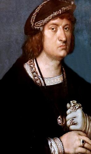 IMG_1308DC Hans Holbein I  1445-1524  Augsbourg  Portrait of a man  Zürich Kunsthaus