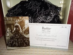 2006 Dahlia Barbie (Retake) (7) (Paul BarbieTemptation) Tags: 2006 platinum label dahlia barbie fashion model collection robert best bfmc