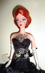 2006 Dahlia Barbie (Retake) (5) (Paul BarbieTemptation) Tags: 2006 platinum label dahlia barbie fashion model collection robert best bfmc