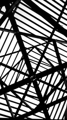 composition - 179 (Rino Alessandrini) Tags: architecture abstract roof backgrounds pattern builtstructure constructionindustry geometricshape technology constructionframe nopeople blackandwhite ceiling blackcolor shape architectureandbuildings modern design steel indoors everypixel sheet blank white closeup material empty textured space clean backdrop cardboard copyspace gray page striped metal outdoors window grid sport equipment