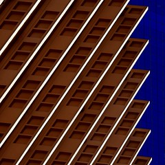 Abstract Architecture (2n2907) Tags: abstract architecture squares perspective diagonal lines
