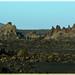 Paysage de lave (Lanzarote-Canaries)