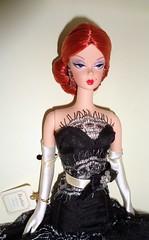 2006 Dahlia Barbie (Retake) (4) (Paul BarbieTemptation) Tags: 2006 platinum label dahlia barbie fashion model collection robert best bfmc