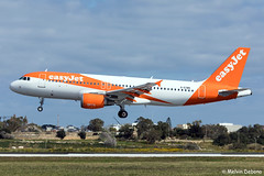 easyJet Airbus A320-214  |  G-EZWB  |  LMML (Melvin Debono) Tags: easyjet airbus a320214 | gezwb lmml 5224 melvin debono spotting spotters spotter canon eos 5d mark iv plane planes photography airplane aircraft aviation malta mla 100400mm