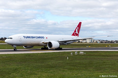 Turkish Airlines Cargo Boeing 777-FF2  |  TC-LJP  |  LMML (Melvin Debono) Tags: turkish airlines cargo boeing 777ff2 | tcljp lmml 65744 freighter freight melvin debono spotting spotters spotter canon eos 5d mark iv plane planes photography airplane aircraft aviation malta mla 24105mm