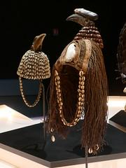Coiffe swamazembe, RD du Congo (Mhln) Tags: antoine galbert collection coiffes monde expo exposition musée confluences confluence lyon voyage ethnologie antoinedegalbert parures vêtements coiffe chapeaux chapeau