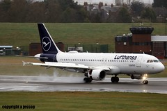 Lufthansa D-AIZD  J78A0121 (M0JRA) Tags: lufthansa daizd birmingham planes wind rain storms flying jets aircraft landings biz