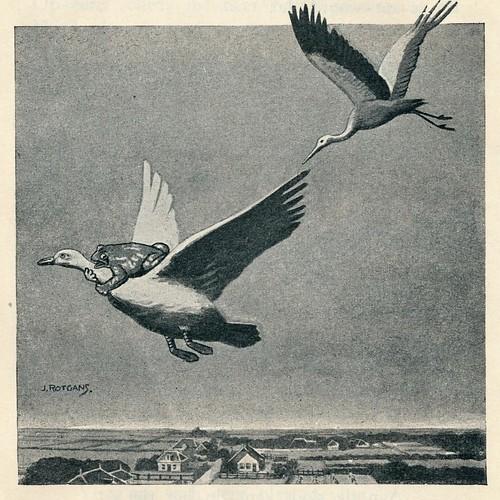 J Rotgans Lientje bij de kabouters, 1955, ill pg 20