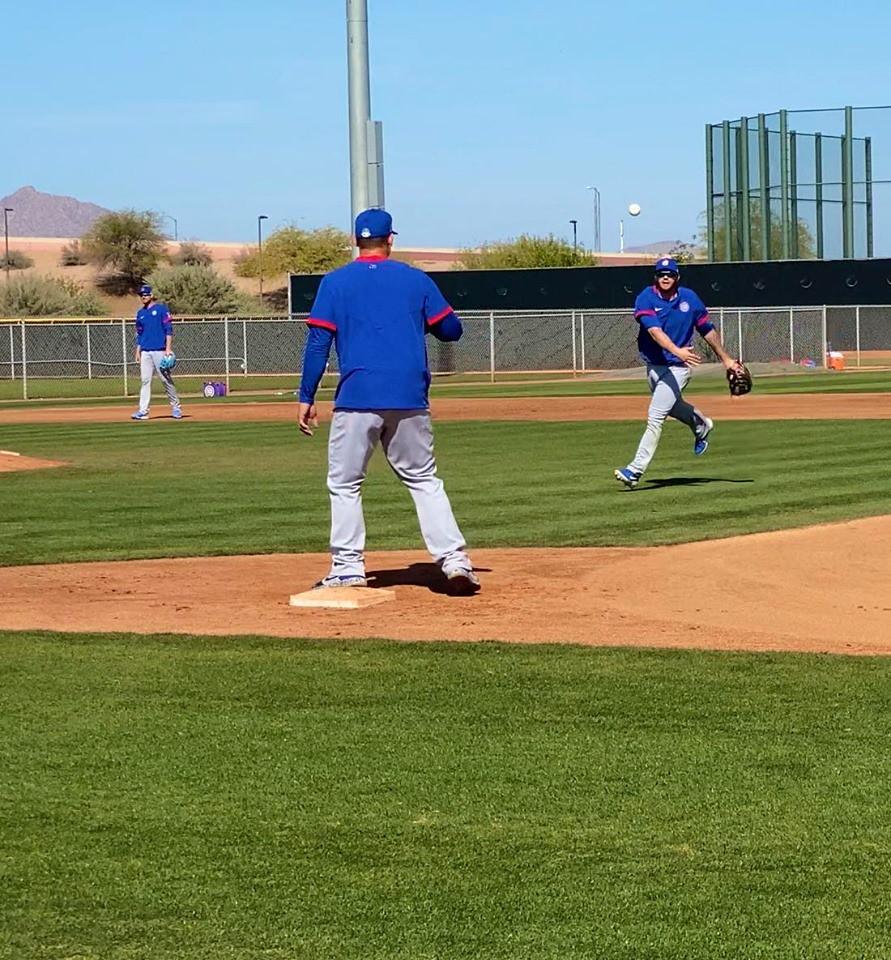 Cubs Photos: Baseball, 2020, chicago, cubs, spring, training