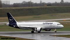 Lufthansa D-AIZD  J78A0122 (M0JRA) Tags: lufthansa daizd birmingham planes wind rain storms flying jets aircraft landings biz
