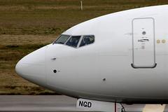 LN-NGC, Boeing 737-800, Norvegian Air Shuttle, VNO, 18FEB20 (adomas.daunoravicius) Tags: planespotting airport vno vilnius airplane airplanes aircraft landing takeoff plane aviation flight flights airlines norvegian air shuttle boeing 737 737800 dy