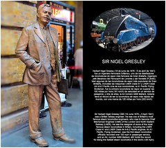 Sir Nigel Gresley (Juan Enrique Gilardi) Tags: gresley pacific mallard flying scotsman