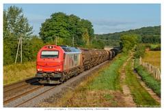 Euro 4027 VFLI - Ligne 4 (CC72080) Tags: euro4000 vfli locomotive lokomotive locomotiva lokomotiva train treno vlak zug güterzug ligne4 télégraphique poteau sable nacco rail railway bahn lure errevet
