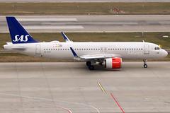 SE-ROS (GH@BHD) Tags: seros airbus a320 a32n a320200 a320251n neo a320251nneo sas scandinavianairlines zurichairport sk zrh lszh zurich kloten aircraft aviation airliner