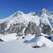 2020-02-05 (07b) Vallée d'Arolla.Chalets du Louché & Dents de Veisivi & Dent du Perroc & Aiguille de la Tsa