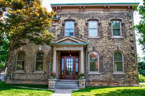 Brantford Ontario - Canada - MMMC Architects  - Heritage House - Architecture