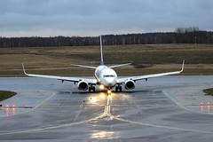 Boeing 737-8AS, Ryanair, VNO, 18FEB20 (adomas.daunoravicius) Tags: planespotting airport vno vilnius airplane airplanes aircraft landing takeoff plane aviation flight flights airlines boeing 737 737800 ryanair fr