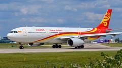 Hainan Airlines Airbus A330-300 B-304K (andrewpeeluk) Tags: egcc manchesterairport a330300 a330 airbusa330 airbus hainan hainanairlines b304k