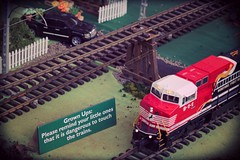 Train Show '20, Morton Arboretum. 1 (EOS) (Mr. Mega-Magpie) Tags: canon eos 60d indoors model train show morton arboretum lisle dupage il illinois usa america toy
