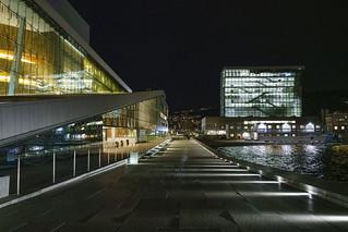 Oslo Opera & the Lambda museum