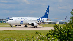 KLM Boeing 737-900 PH-BXO (SkyTeam Livery) (andrewpeeluk) Tags: egcc manchesterairport b737900 b737 boeing739 boeing737 boeing skyteamlivery skyteam klm phbxo