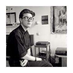Alan Mercer (pete*t) Tags: edinburgh portrait rolleiflex35fplanar tlr kodak tmy rodinal