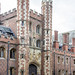 Great Gate, St John's College, Cambridge, England