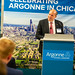Argonne National Laboratory's presence in Chicago