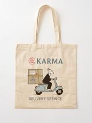 Karma Delivery Bag (daily30) Tags: bag tote fashion karma