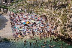 Polignano a Mare (Tiziana de Martino) Tags: polignano mare puglia paese estate italia italian sea summer