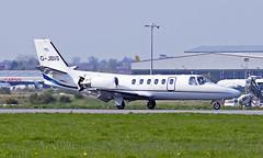 Photo of Cessna 550 Citation II G-JBIS