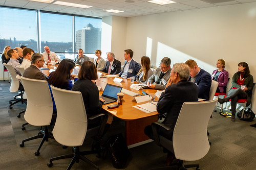 Grand Opening: Argonne's New Chicago Offices