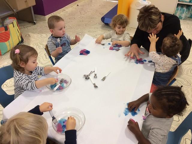 Photo 4 - Activités à la crèche familiale