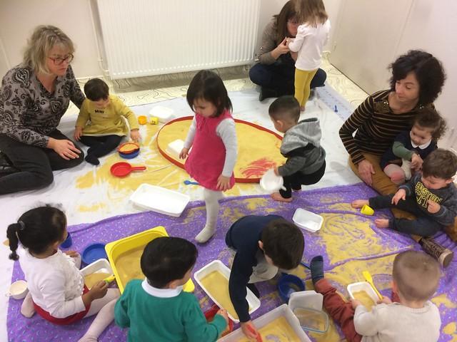 Photo 5 - Activités à la crèche familiale