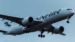 Finnair A350 OH-LWA (alvaro-alexis) Tags: efhk helsinki a350 a330 b737 boieng b787 norwegian finnair jal marimekkro atr