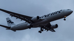 Finnair A330 OH-LTR (alvaro-alexis) Tags: efhk helsinki a350 a330 b737 boieng b787 norwegian finnair jal marimekkro atr