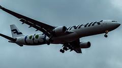 Finnair A330 OH-LTO (alvaro-alexis) Tags: efhk helsinki a350 a330 b737 boieng b787 norwegian finnair jal marimekkro atr