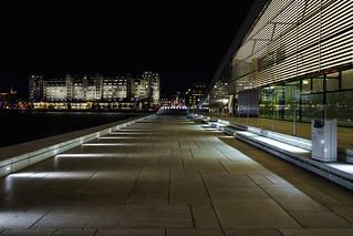 Oslo Opera and Oslo Havnelager