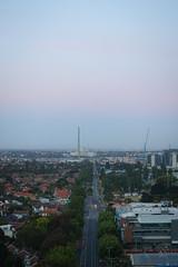 1C4A3897 (lauraTW) Tags: beautiful melbourne travel trip sky city australia building outside view light vic life color popular moon landscape street blue backpacker